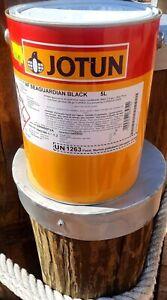 Jotun Seaguardian Black 10 Litre - Antifoul - Marine