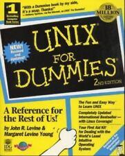 UNIX for Dummies by John R. Levine, Margaret Levine ...