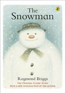 The Snowman by Raymond Briggs Book The Cheap Fast Free Post