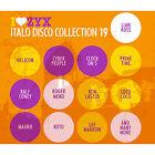 Italo CD ZYX italo Disco Collection Volume 19 di Various Artists 3 CD