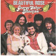 "<458> 7"" Single: George Baker Selection - Beautiful Rose / Jimmy"