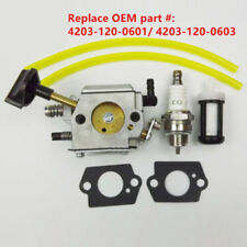 Carburetor Fits Stihl BR400 BR420 BR320 BR380 42031200601 Backpack Blower Carb