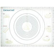 Kitchen Craft Pastry Mat 61cm x 43cm - Non Stick