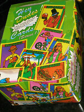 RAD DUDES 1991 FULL BOX Bubble Gum Trading Cards Australia
