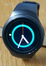 Samsung Gear S2  316L Stainless Steel Black Large Band SM-R730A AT&T