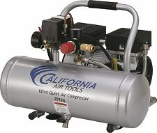 CALIFORNIA AIR TOOLS 2010A Ultra Quiet, Oil-Free, Lightweight Air Compressor