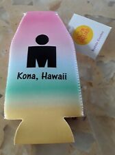Ironman World Championship Triathlon Kona, Hawaii Insulated Zip Bottle Cooler