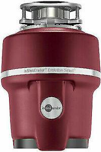 NEW InSinkErator Quiet  Evolution Select Garbage Disposer 5/8 HP Disposal QIK SH