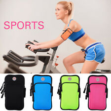 AU Outdoor Sports Running Jogging Arm Band Bag Phones Pouch Case For Phones New