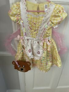 Goldilocks Fancy Dress Costume with Wig