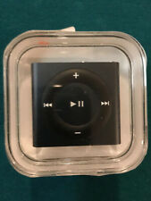 Apple IPod Shuffle 4th Generation Space Gray (2 GB) *NEW / SEALED*