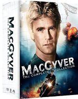MACGYVER - STAGIONE 01-07  38 DVD  COFANETTO  SERIE-TV