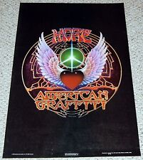 MORE AMERICAN GRAFFITI Poster 1979 Celestial Arts Movie Mouse Kelley Art SP137