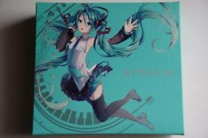 Sony Xperia Feat Hatsune Miku SO-04E Giappone Limitata Smartphone Docomo Usato