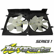 THERMO FANS SUIT HOLDEN COMMODORE VT SERIES 1 RADIATOR V6 V8 TWIN