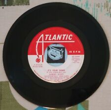 Shirley Scott 45 It's Your Thing / You 1969 Soul Jazz Promo M-
