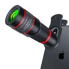 Telescope Lens HD Monocular 20X Zoom Phone Camera IPhone Android Smartphones