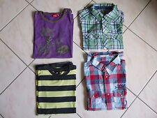Jungen T-shirts u. Hemd. von H&M u.a., Gr. 170, guter bis sehr guter Zustand