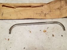 1971 FORD TORINO GRILLE OPENING TRIM MOULDING CENTER LH NOS D1OZ-8242-A