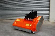 LIPA TLBE head shredder / mower / mulcher for excavator
