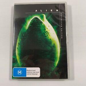 Alien (DVD 2007) 1979 film Tom Skerritt Sigourney Weaver Region 4