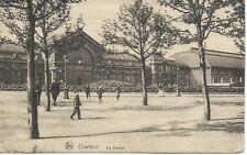 Charleroi Sud La gare 1929