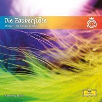 BÖHM/MOZART/+ - DIE ZAUBERFLÖTE-FÜR KINDER ERZÄHLT (CC KIDS)  CD NEU