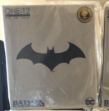 Mezco ONE:12 Collective MDX Batman Supreme Knight Darkest Dawn Edition IN HAND!