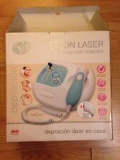 RIO SALON LASER Scanning HAIR REMOVER. With Instructions on DVD. Original Box
