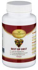 BEST of OBST 100 Kapseln - Smoothie - wichtige Vitamine stärken das Immunsystem