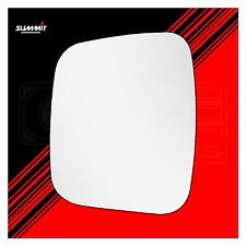 Back Plate Replacement Mirror Glass - Summit CMV-24B - Fits Peugeot