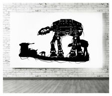 Star Wars AT-AT Walkers Wall Art Sticker/Decal
