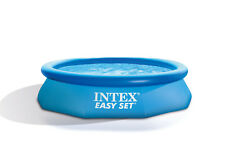 "Intex 10' X 30"" Easy Set Swimming Pool 330 Gph Filter Pump 28121Eh"