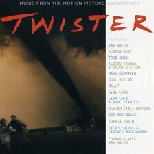 Twister (1996) Van Halen, Tori Amos, Shania Twain.. [CD]