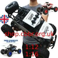 2.4Ghz Electric Remote Control 4WD RC Monster Truck Buggy Off-Road Toys Gifts