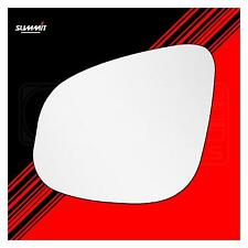 Replacement Mirror Glass - Summit SRG-1129 - Fits Renault Kangoo 12 on LHS