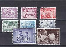 timbres  belge  indépendance du congo neufs °°