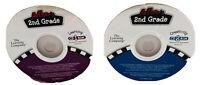 Arthur's 2nd Grade 2001 PC CD ROM (Windows/MAC)Version 2.0 -2 Disc Set