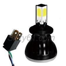 Yamaha FZ8 LED Headlight Light H4 COB Bulb High-Low Beam 2400LM White 6000K