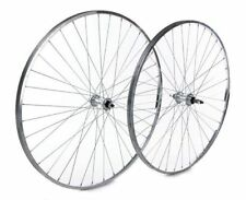 Tru-build Wheels RGR910 Rear Wheel - Silver, 27 x 1-1/4 Inch