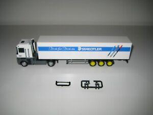 """Herpa H0 080040 - Camión Renault con remolque """"STAEDTLER"""""""