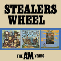 Stealers Wheel : The A&M Years CD Box Set 3 discs (2017) ***NEW*** Amazing Value