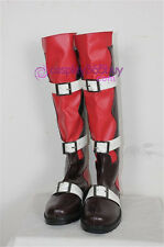 Final Fantasy Xiii Lightning Cosplay Shoes boots cosplay boots