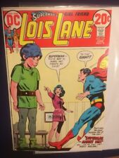 Superman's Girlfriend Lois Lane #131 NM- 1973 White   DC Superman