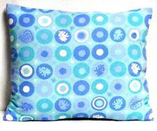 My Little Pony Toddler Pillow on Aqua Blue Cotton MLP5-3 New Handmade