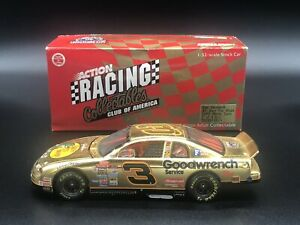 1998 Dale Earnhardt #3 Bass Pro Shops 1:32 Diecast Car - All Gold  1 Of 4,000