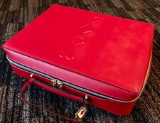 "Estee Lauder 12""x10""x4"" Train Case w/ dual zippers (Estēe Lauder) - NEW"
