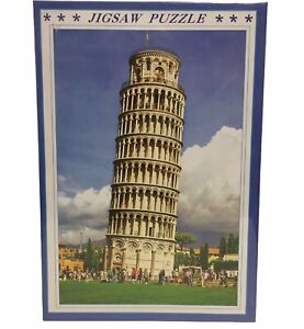 1000 Piece Jigsaw Puzzle for Adults Kids Gift - Leaning Tower Of Pisa Italy