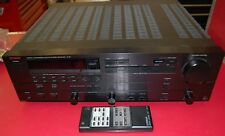 LUXMAN R-115 Digital Synthesized AM/FM Stereo Receiver with Remote FREE SHIPPING