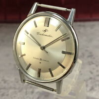 OH serviced, Vintage 1961 SEIKO SEIKOMATIC 30 Jewels Automatic Watch Japan #431